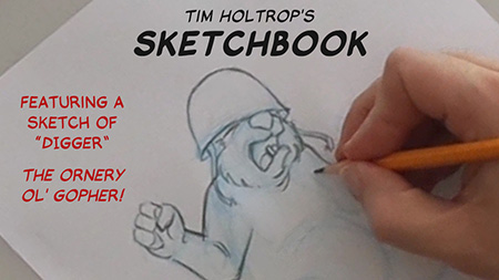 Click to go to speed sketch video